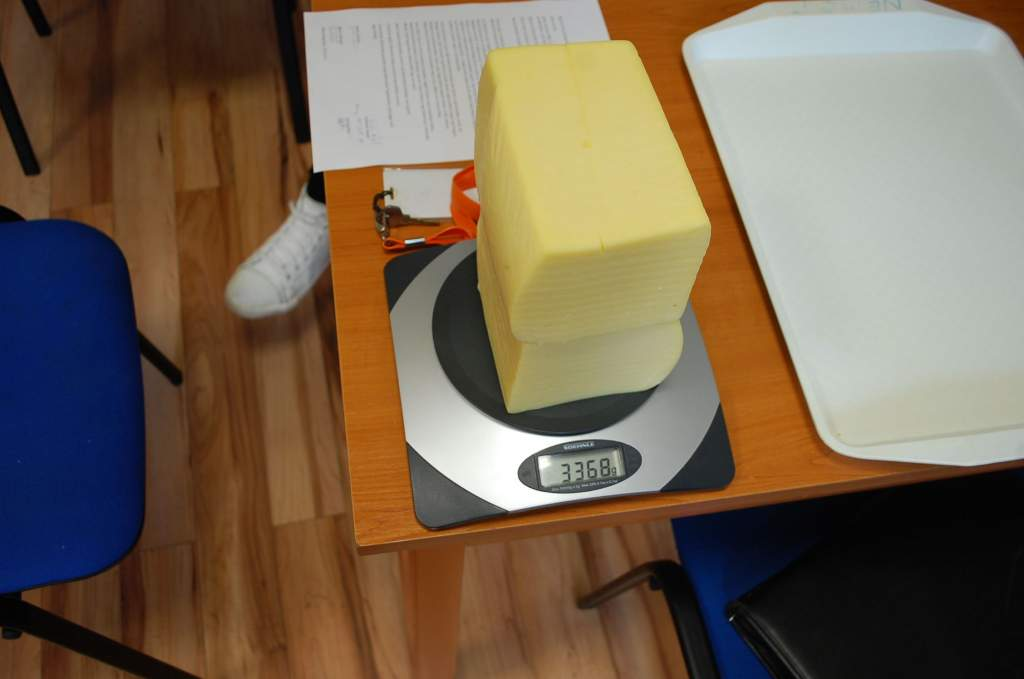 Nem csak az egerek szeretik a sajtot
