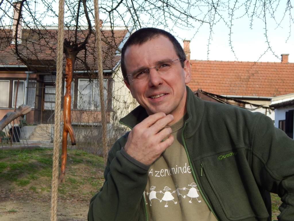 Lantos Szabolcs szabad bádogos és profi amatőr