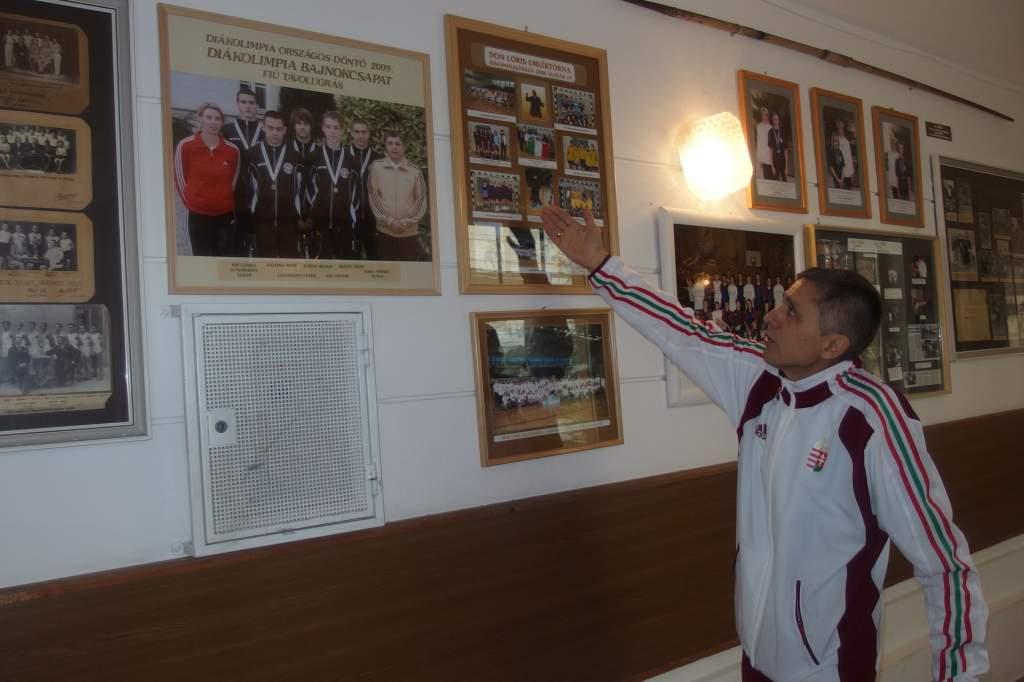 Állami kitüntetés Nagy Ferencnek