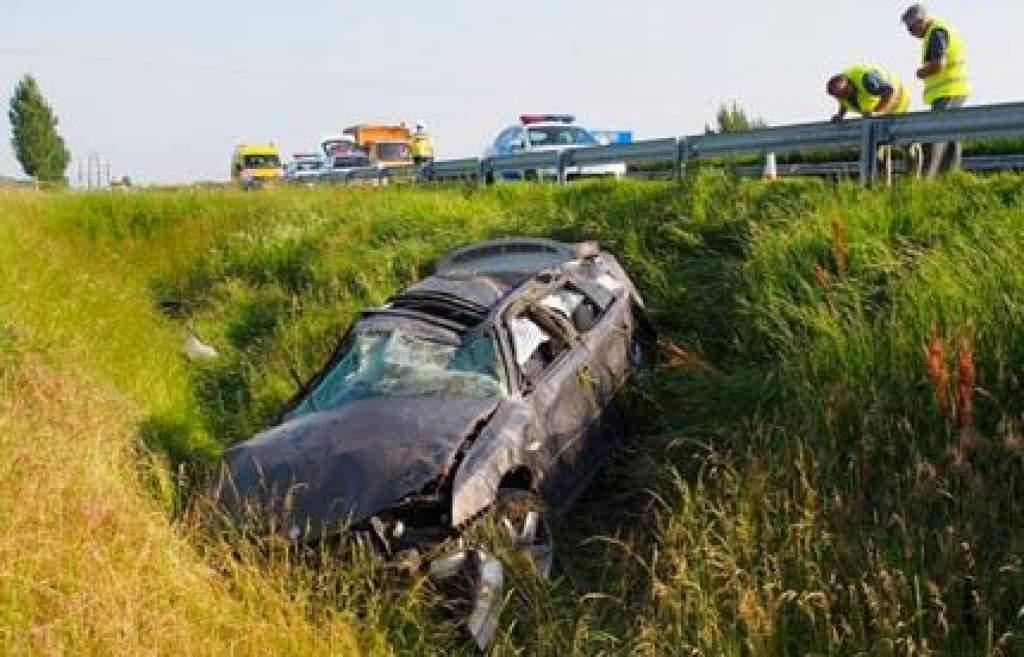 Halálos baleset az M5-ösön