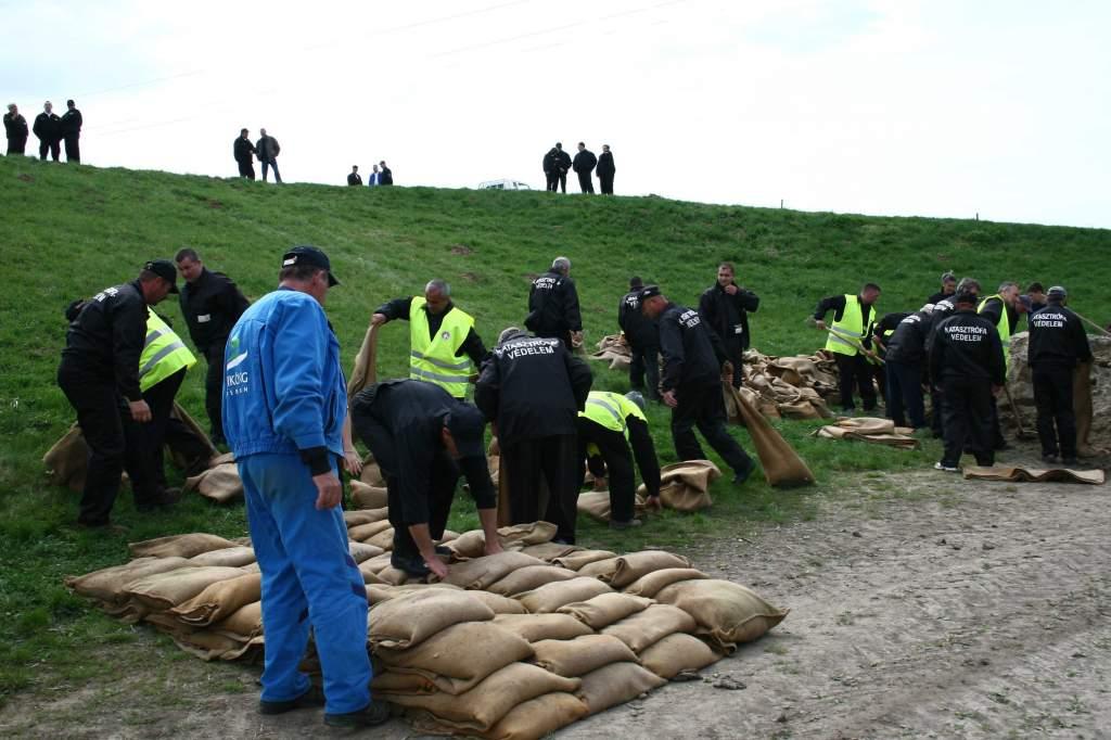 Egyre több települési mentőcsoportja van a megyének