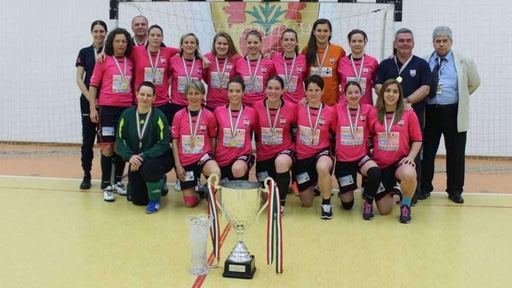 Második alkalommal hódította el a futsal Magyar Kupát az Astra