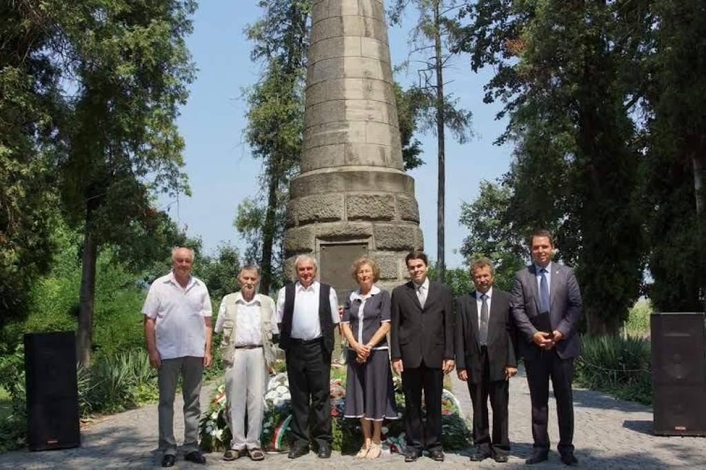 Fehéregyházán emlékeztek Petőfi Sándorra