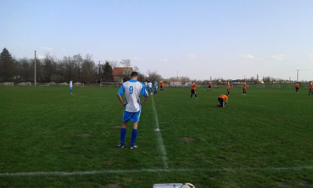 Öt gólt lőttek a Vasutas kapujába