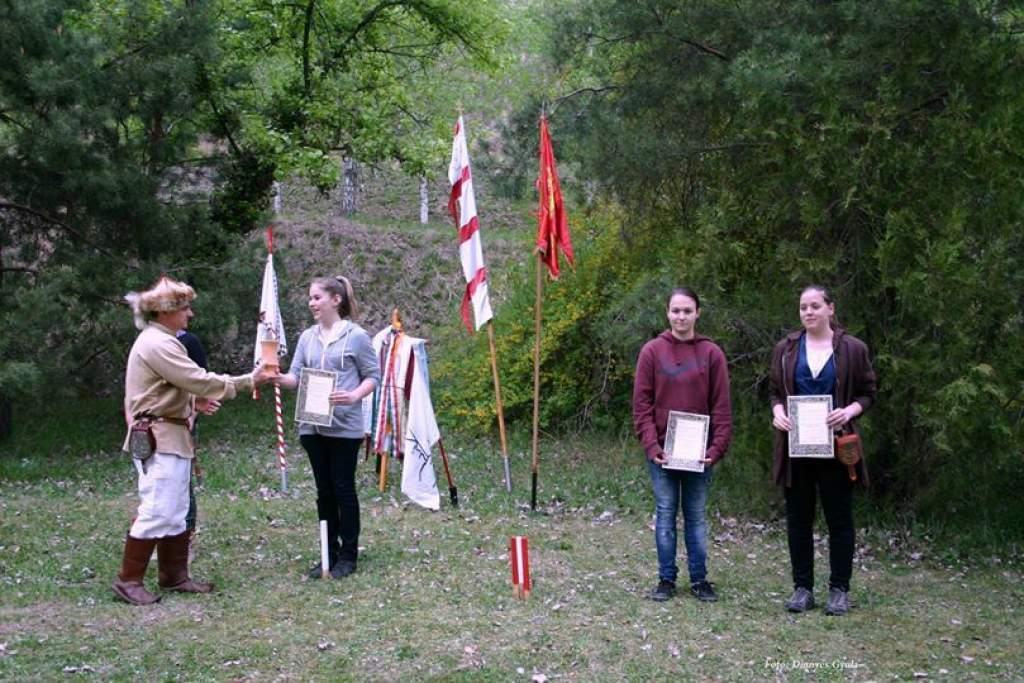 Dunaszekcsőn szerepeltek a Turul Koppányok