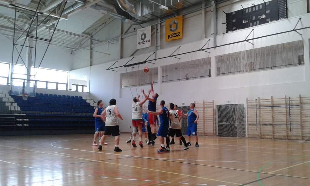 Közel 150-en vettek részt a Senior Kosárlabda Tornán