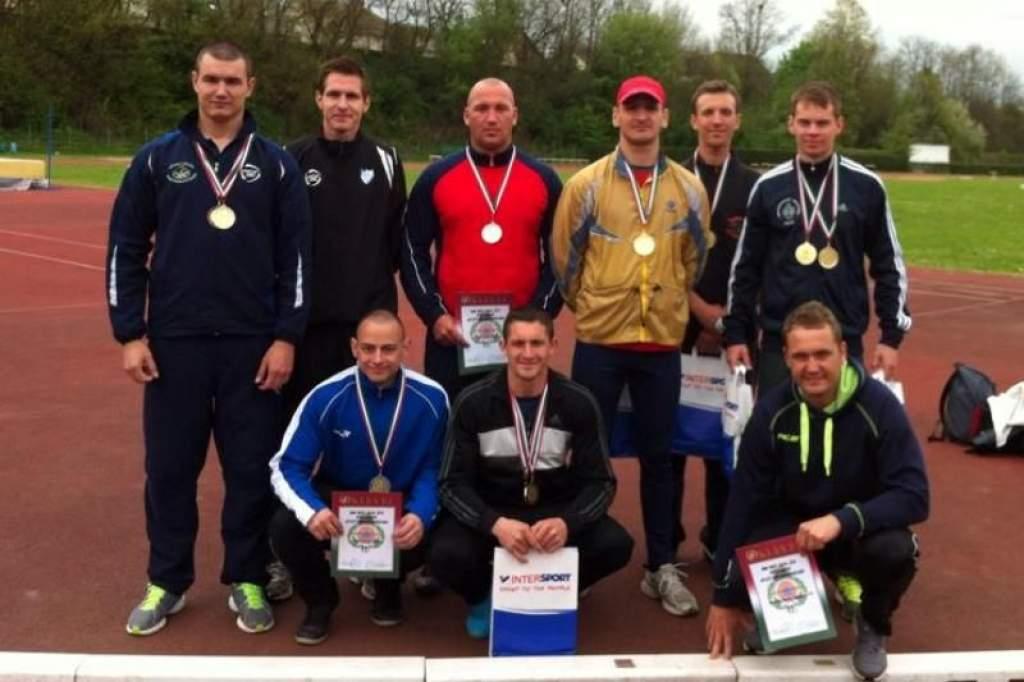 Fényes Bács-Kiskun megyei sikerek az Országos Atlétikai Bajnokságon