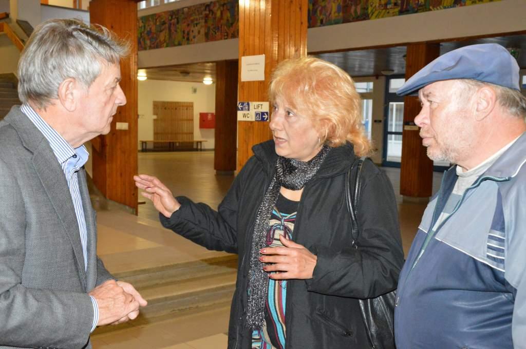 Megbeszélték közös dolgainkat a lakossági fórumon