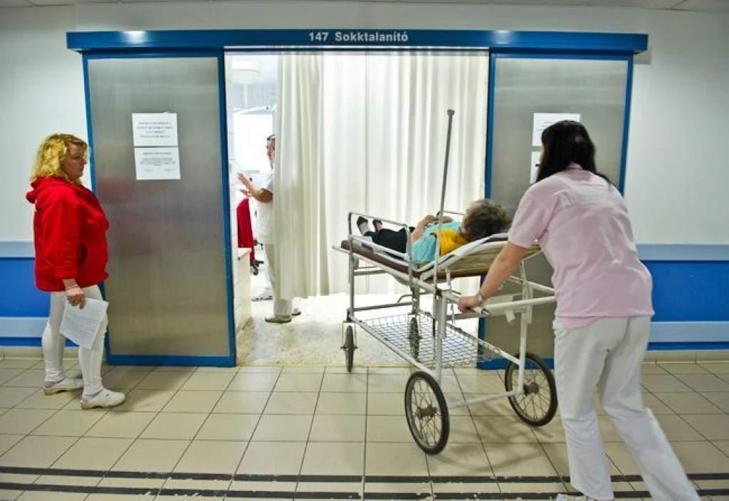 Nem szeretünk kórházban feküdni