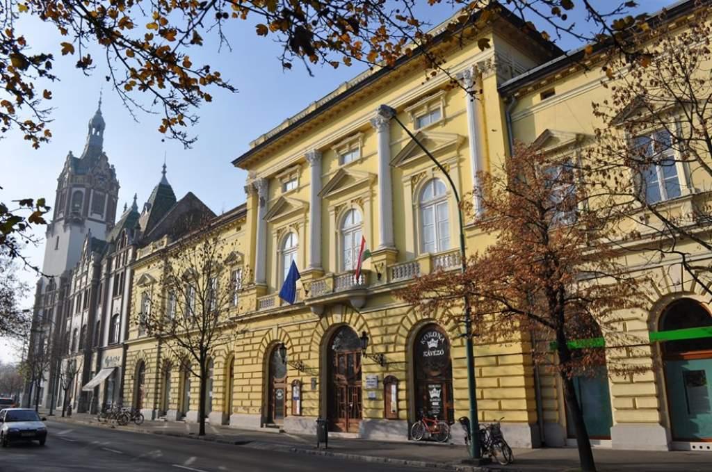 Pályázat a Móra Ferenc Művelődési Központ igazgatói beosztás ellátására