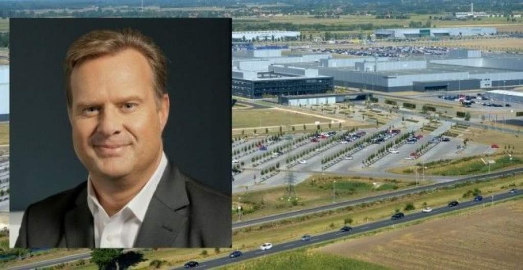 Új igazgató a kecskeméti Mercedes-gyár élén