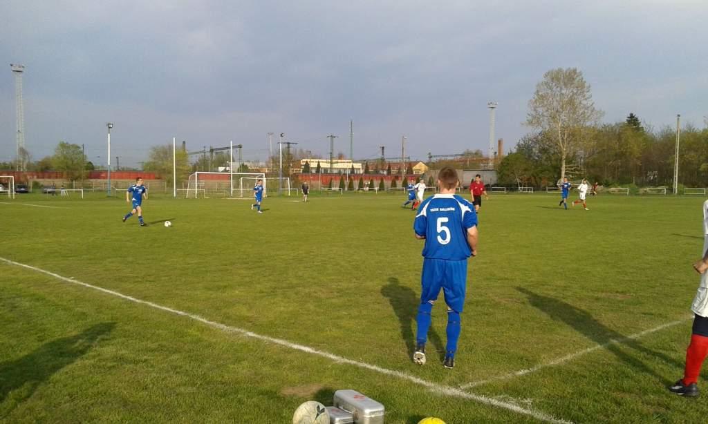 Fél tucat gólt kapott a Vasutas