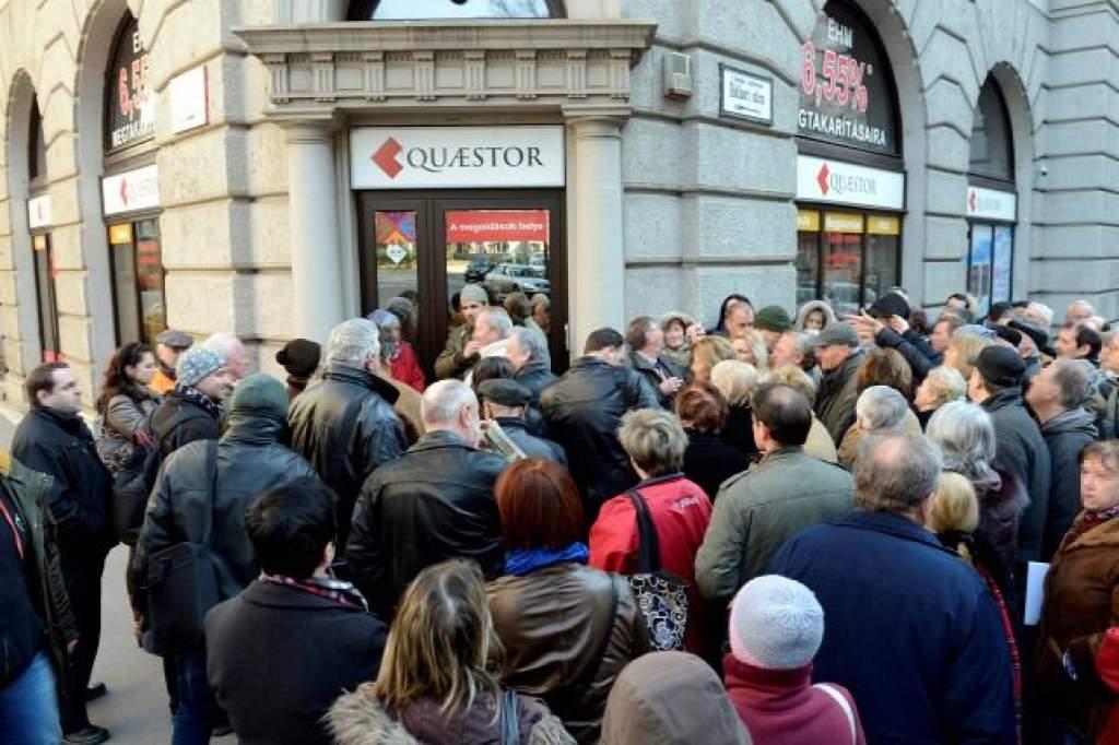 Február 15-ig jelentkezzenek a Quaestor- és Hungária-károsultak