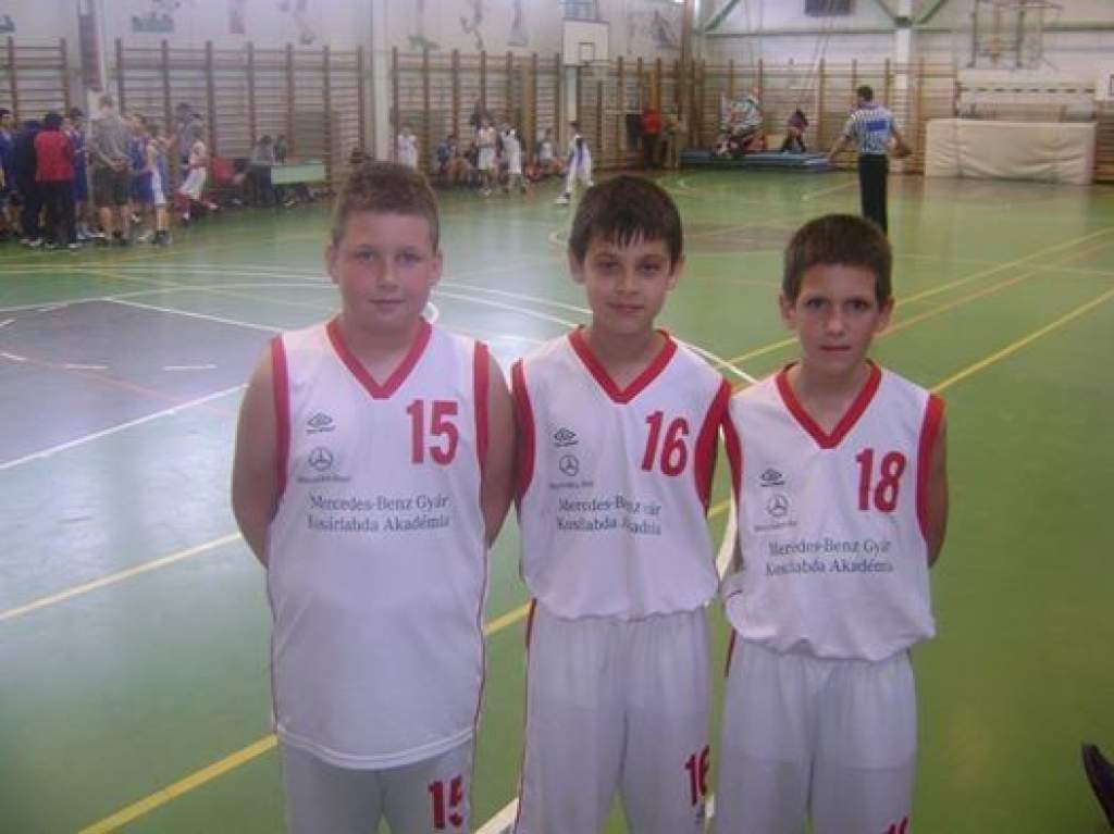 Harmadik helyet szerzett a Jövő Bajnokai DSE játékosokkal felálló megyei csapat