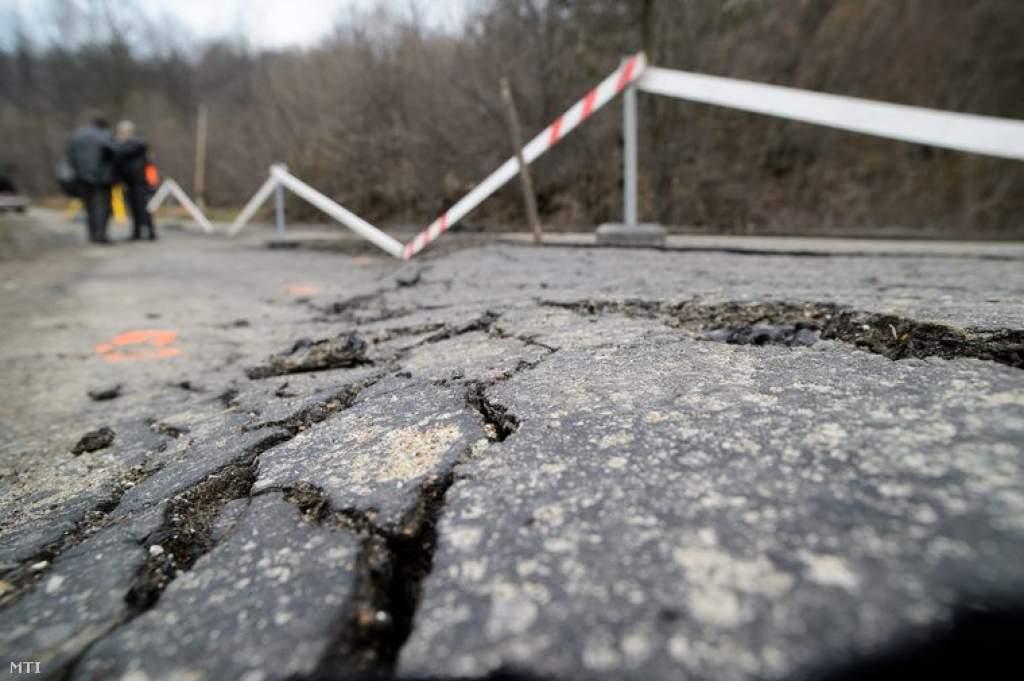 A közúti infrastruktúra intenzív fejlesztését ígérik 2020-ig