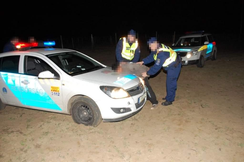 Pont került a bugaci lopások végére - videóval