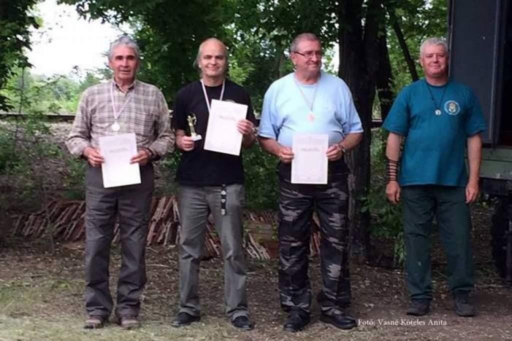 Az utóbbi négy versenyen is sikeresek voltak a Kiskunfélegyházi Íjász Egyesület versenyzői