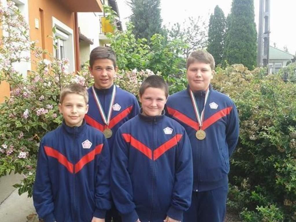 Két bronzérmet szereztek a birkózók a diákolimpián