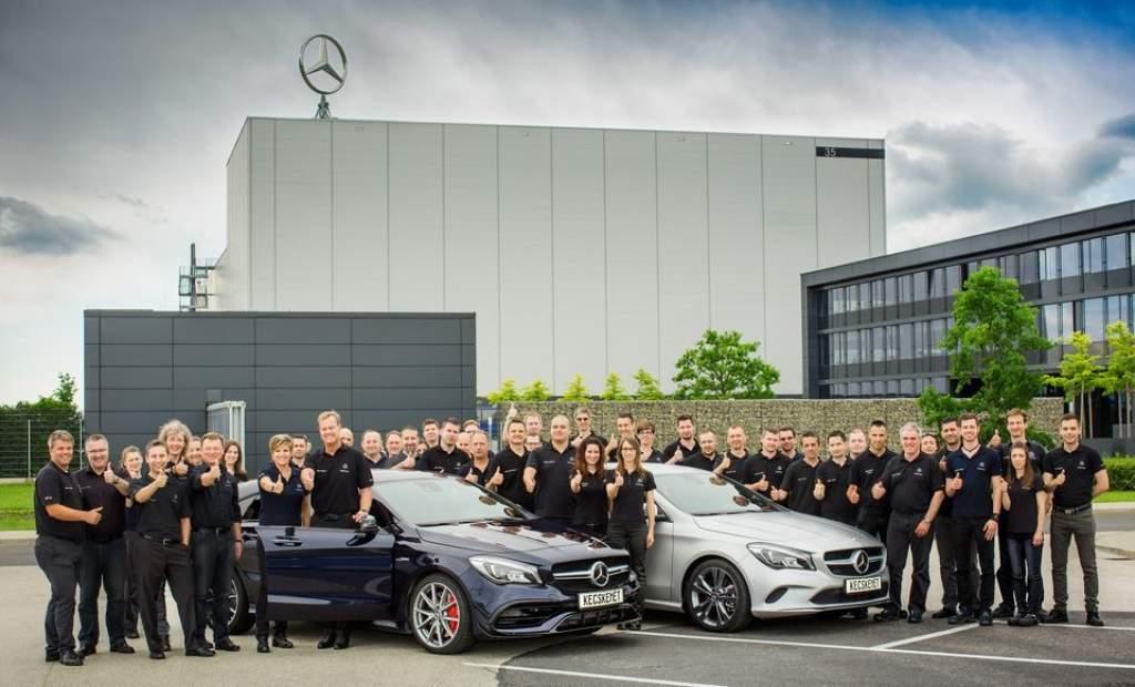 Új Mercedes modellek