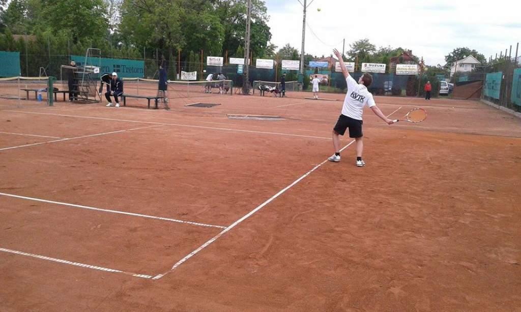 Tavaszi bajnok lett a teniszcsapat