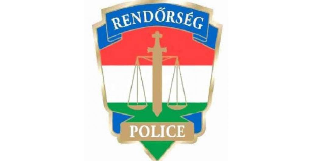 A kiskunfélegyházi rendőrök őrizetbe vették a tetten ért gyanúsítottat