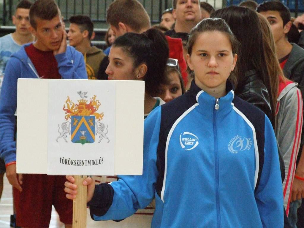 Félegyháziak nyerték a Kollégiumi Olimpiát