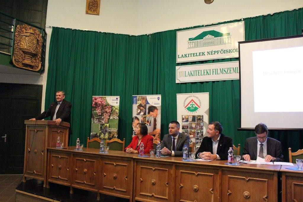 Országos falugondnok találkozó Lakiteleken