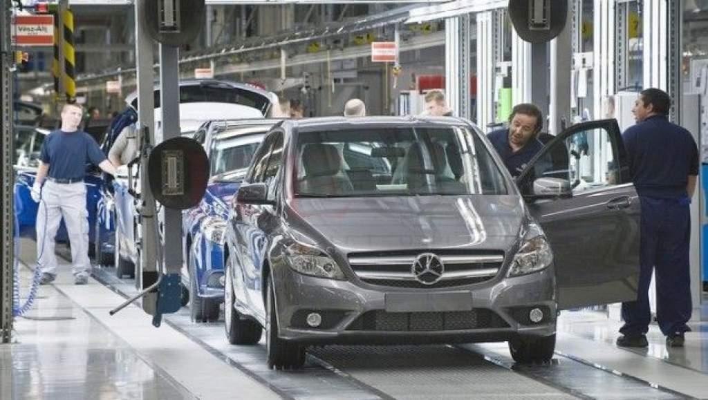 Az Unió támogatja a képzést a kecskeméti Mercedes-gyárban