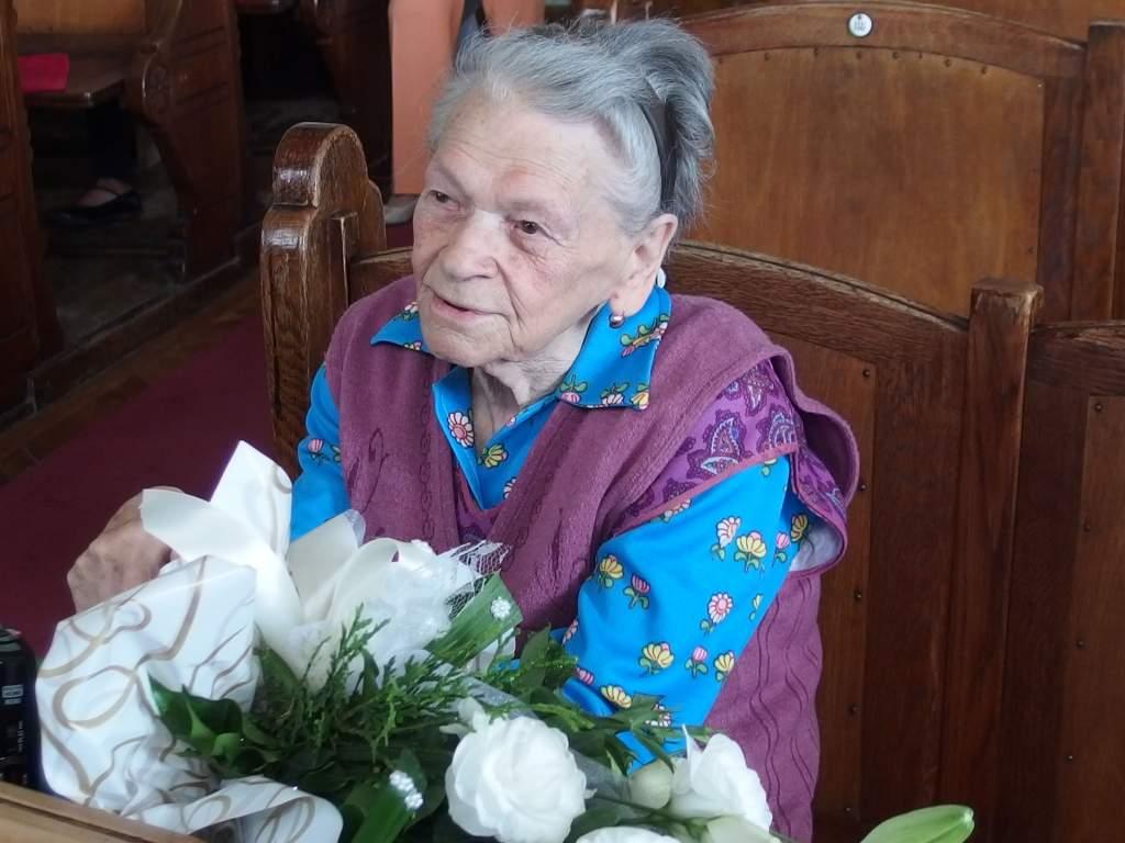 Szereti a függetlenséget 90 évesen is