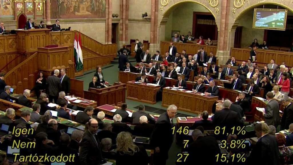 Elfogadta az Országgyűlés a kormány adócsökkentő csomagját