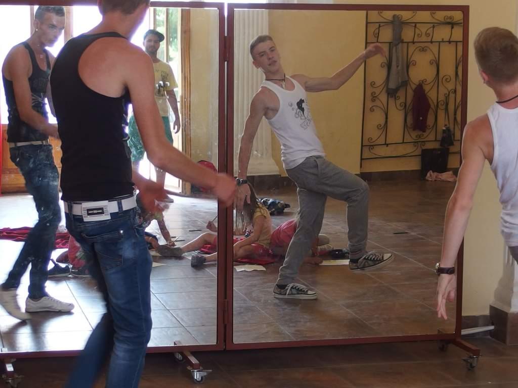A tánctudás önbizalmat ad