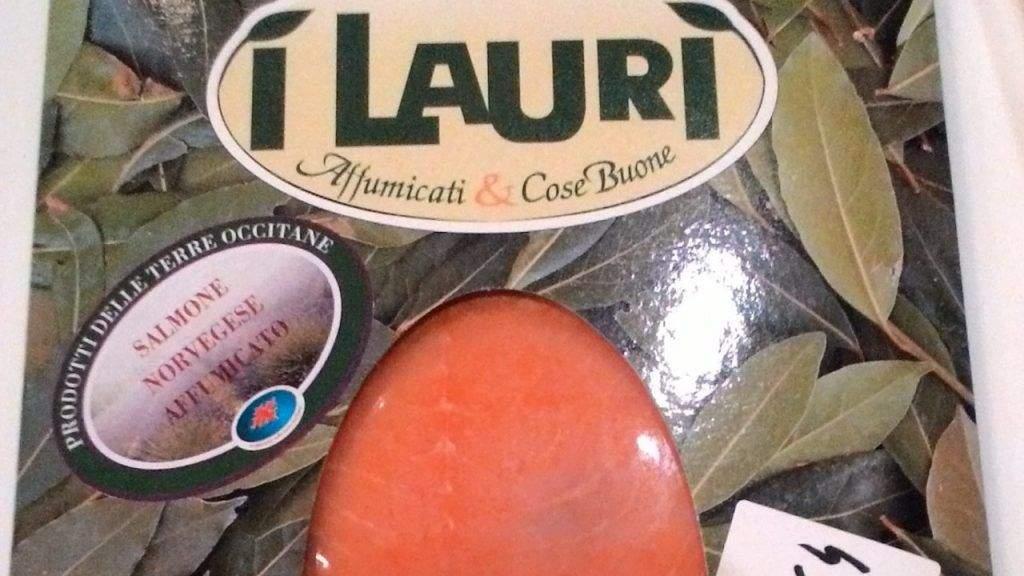 Súlyos megbetegedést okozhat az olasz füstölt lazac