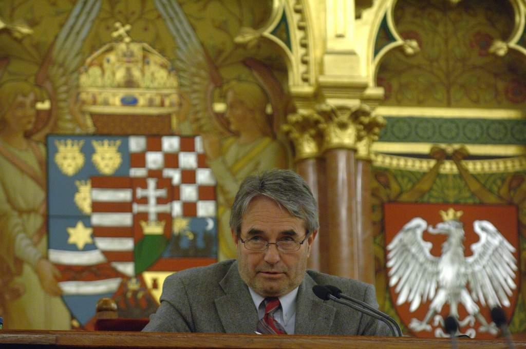 Meghalt Katona Kálmán volt közlekedési miniszter