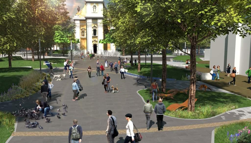 60 év után megújul Félegyháza városközpontja – 2 milliárd forintot nyert a város - videóval
