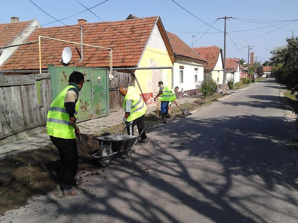 Megoldódhat a csapadékvíz-elvezetés a Simonyi Óbester utcában