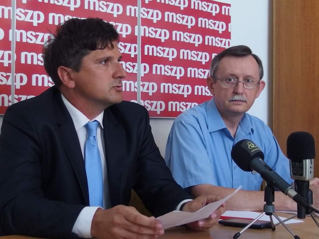 Választási szövetséget kötött a félegyházi MSZP és a DK