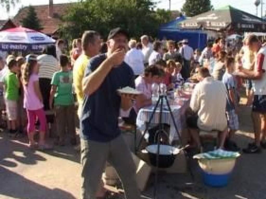 XVI. Kunszállási Húsfőző és Tészta Fesztivál