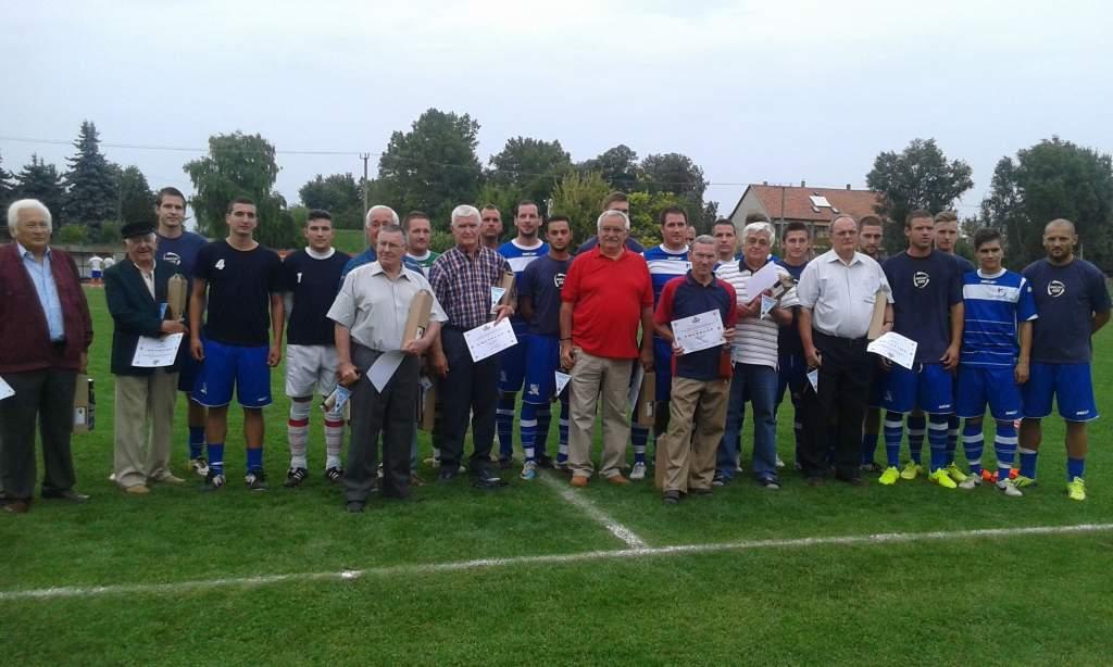 50 évvel ezelőtti Magyar Kupa-sikerre emlékeztek