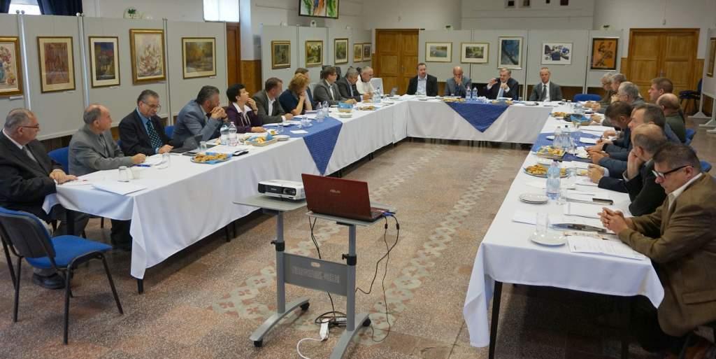 Választókerületi polgármesterek találkoztak Bugacon