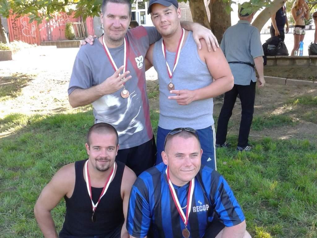 Félegyházi röplabda-siker a Honvéd Sportegyesületek Országos Szövetségének sportnapján