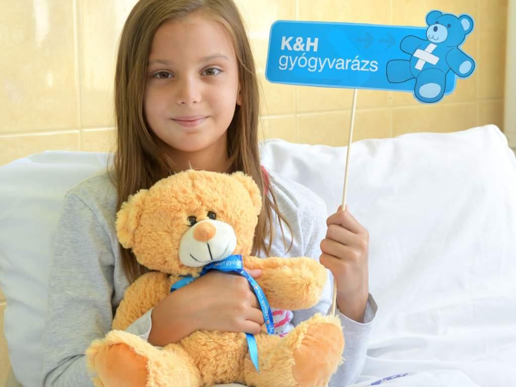 Ajándékozzon karácsonyra egészséget a beteg gyerekeknek