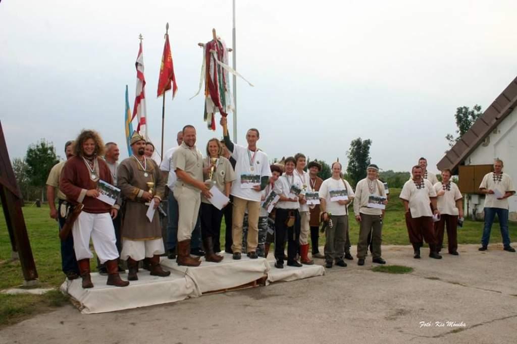 Három érmet szereztek Szegeden a Koppányok