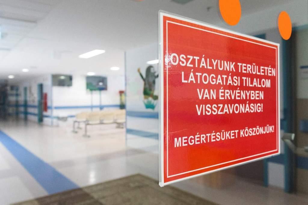 Látogatási tilalom a félegyházi kórházban