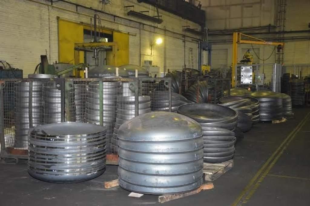 Fejlesztette kapacitását a kiskunfélegyházi Torus Acéltermékgyártó Kft.