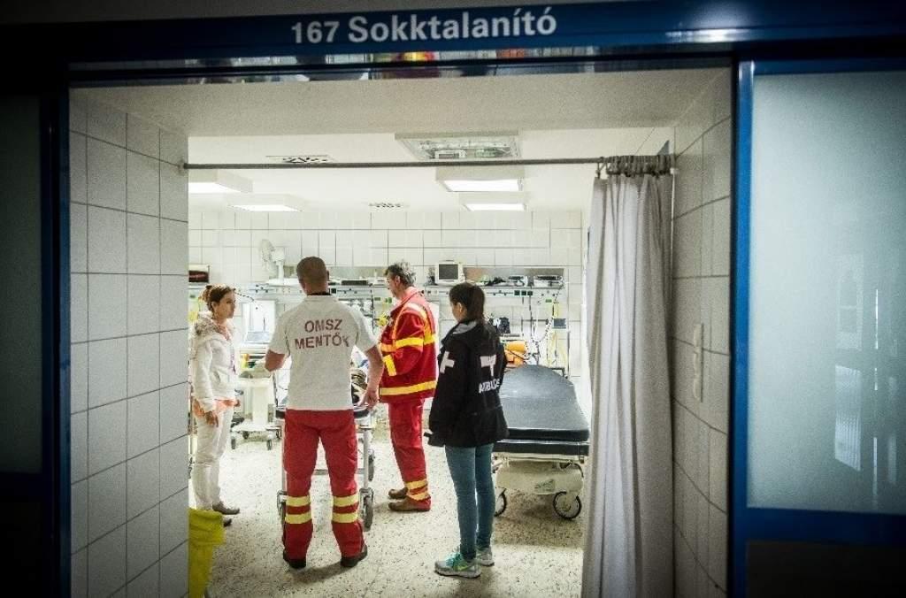 Újraélesztő csapat alakult a Bács-Kiskun Megyei Kórházban