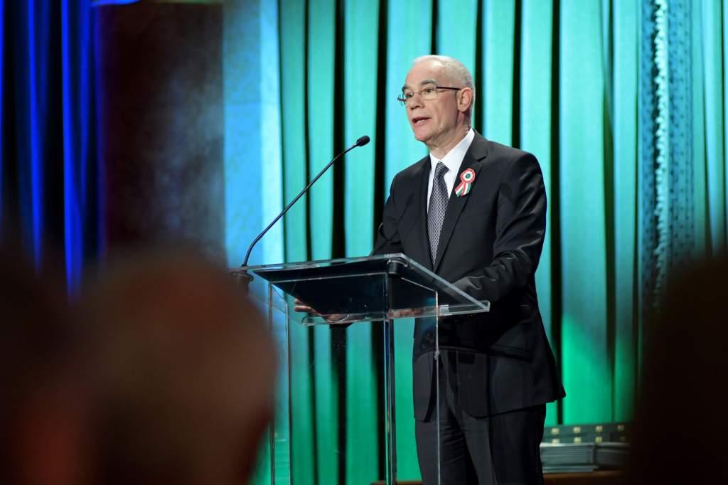 Állami kitüntetéseket adott át Balog Zoltán