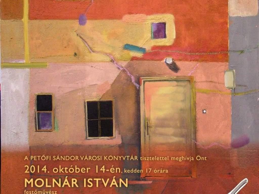Molnár István kiállítása