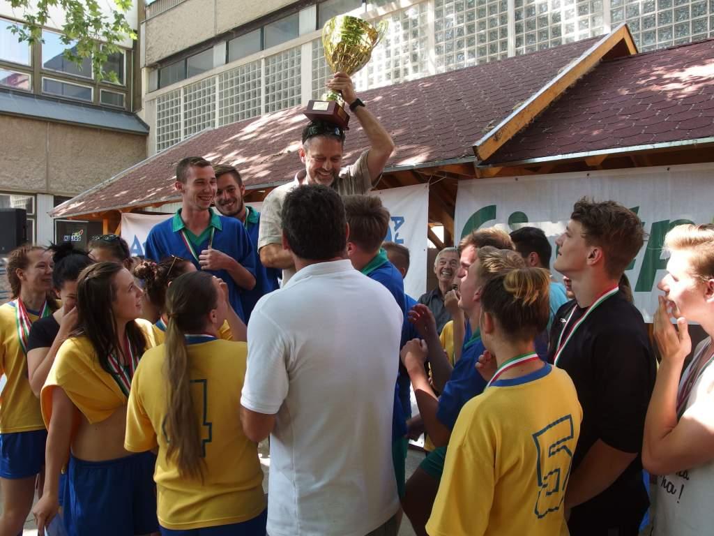 Hódmezővásárhelyi diákok nyerték a jubileumi Kolimpiát