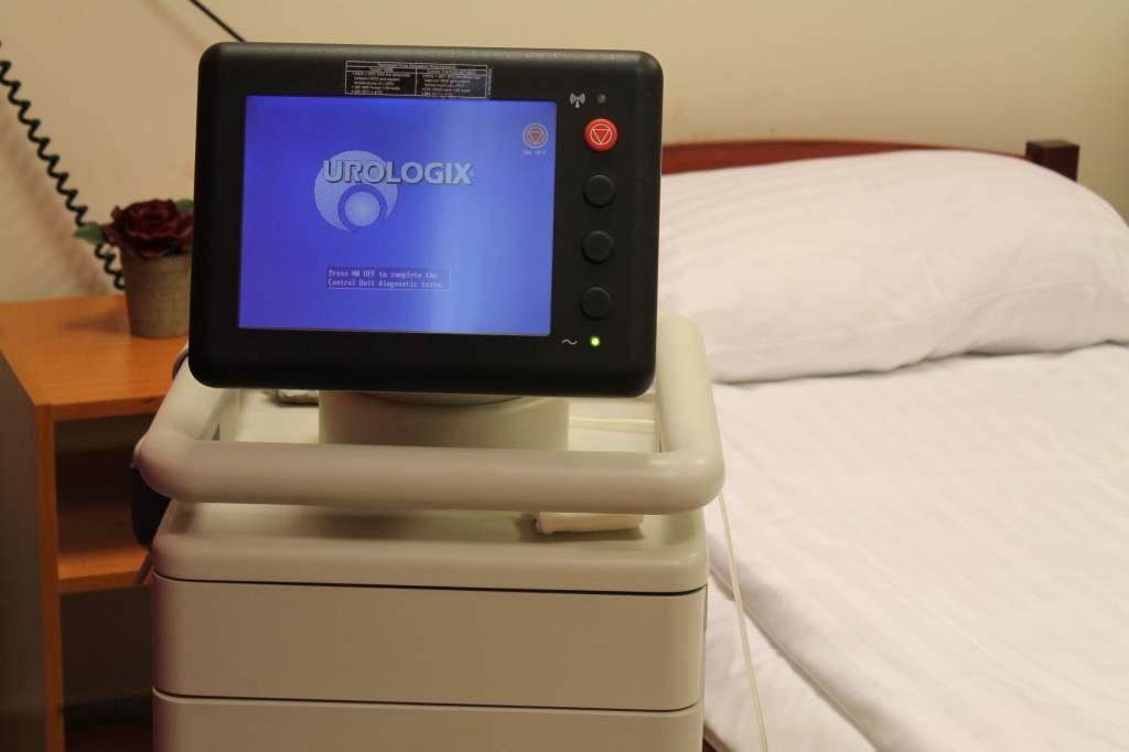 Prosztata hőkezelés a városi kórházban
