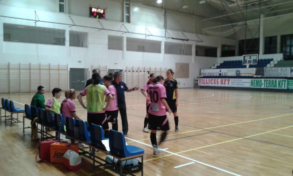 Szombathelyen játszott az Astra Kiskunfélegyházi Bulls